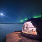 Bijzonder overnachten in Fins Lapland