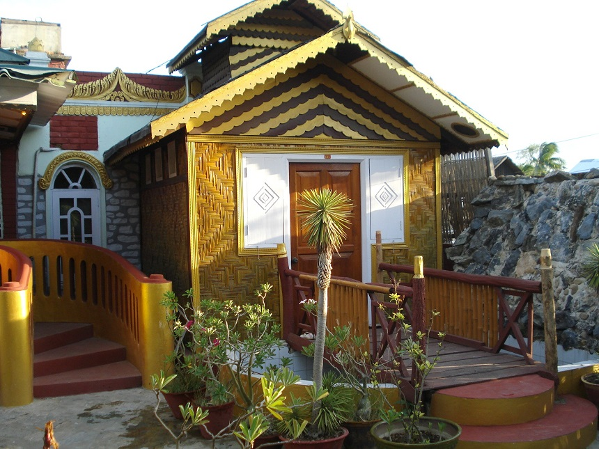 Familie guesthouse Myanmar