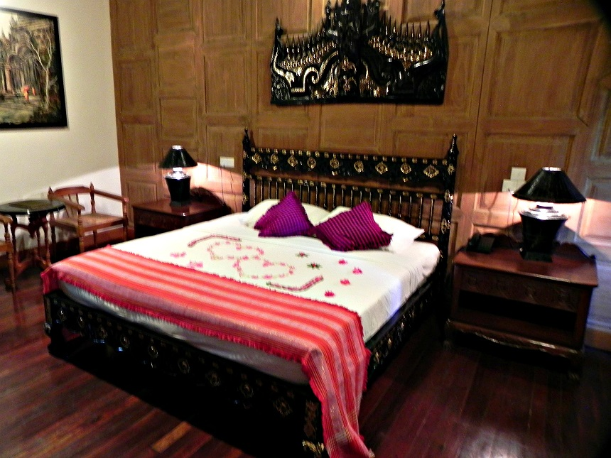 Special stay Bagan