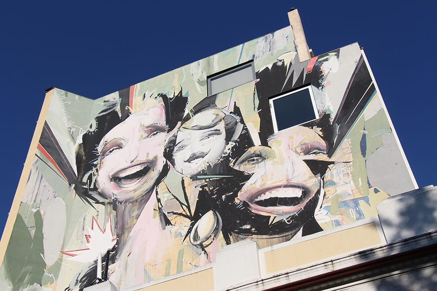 Streetart in Psirri