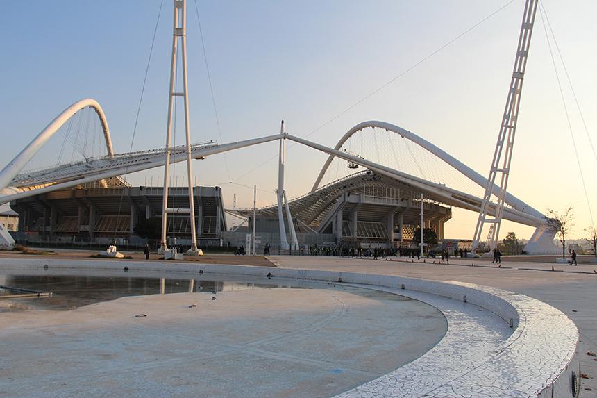 Hellinikon Olympic complex