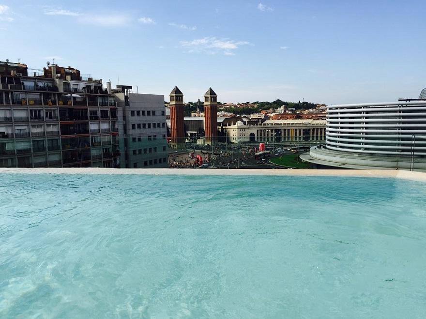 Het B-Hotel in Barcelona
