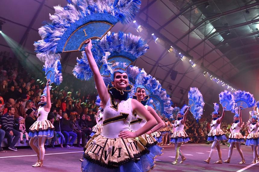 01_11_2015_30Natal Luz de Gramado. Grande Desfile de Natal. Foto Cleiton Thiele/SerraPress