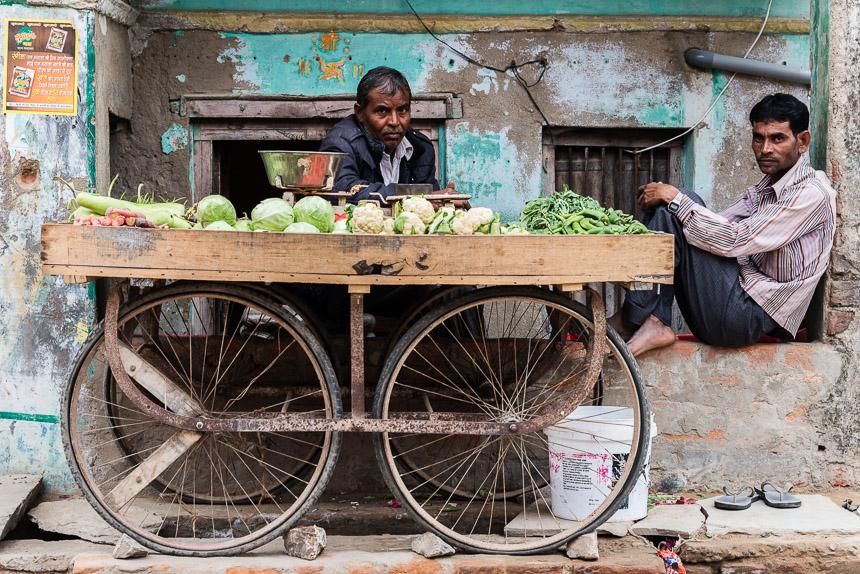 Mahansar - Groenteverkopers