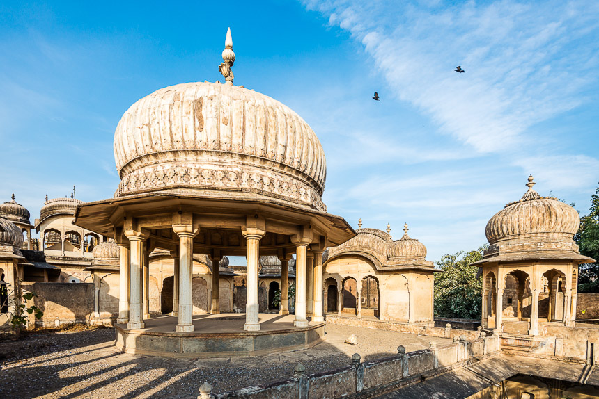 Nawalgarh - Gher Ka Tempel