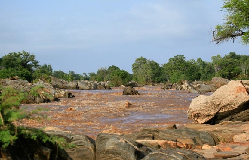 Tana rivier, Adamsons Falls