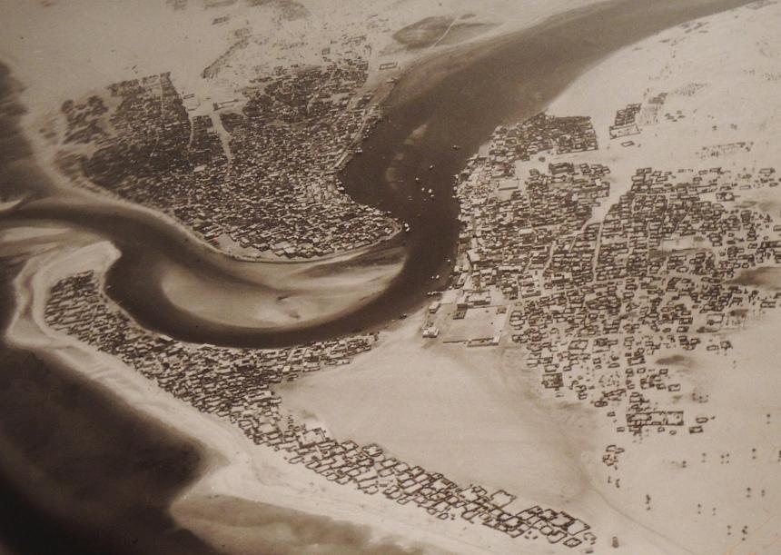 Dubai bestond tot 1970 slechts uit een paar bedoeïenententen.