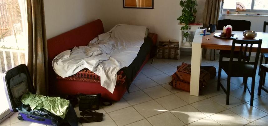Couchsurfen in Dubai. Ik zie de andere kant van deze glimmende stad.