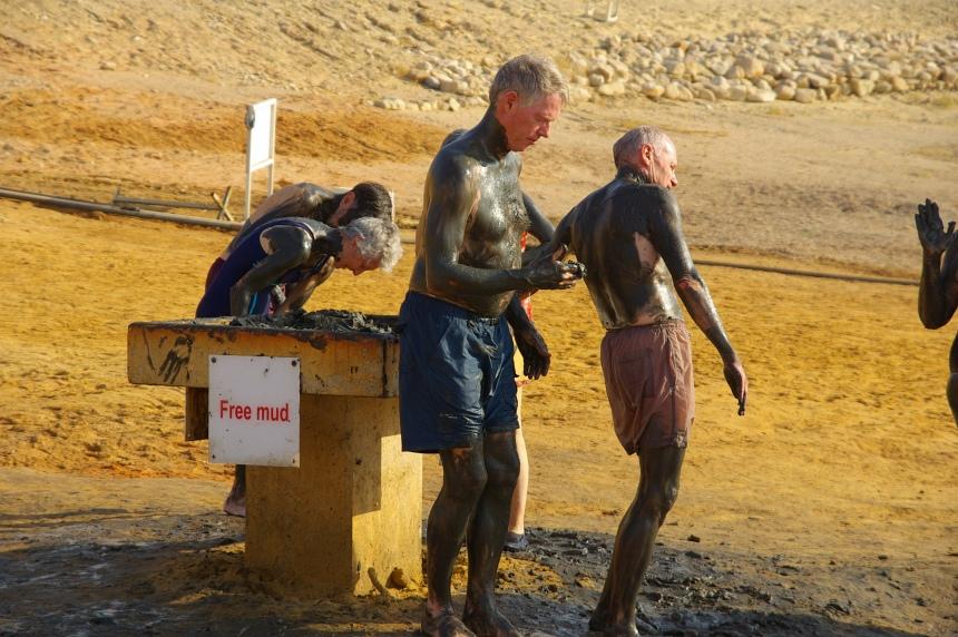 De Dode Zee: oudste spa ter wereld.