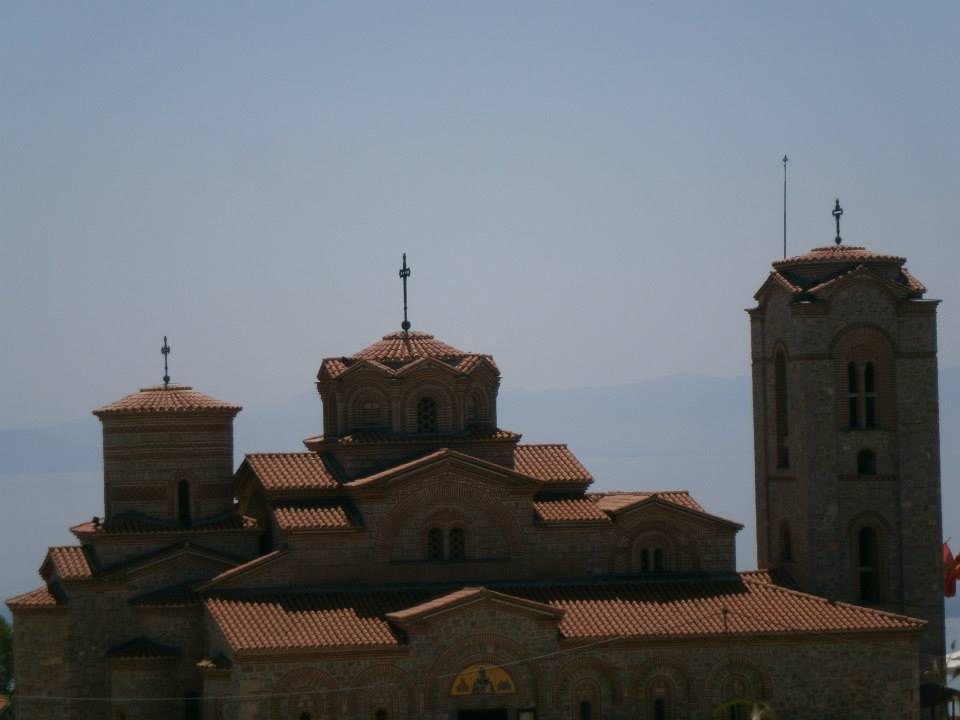 Ohrid, kerk, Sveti Kliment
