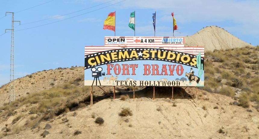 Hier zijn bijna alle westerns met Clint Eastwood gefilmd.