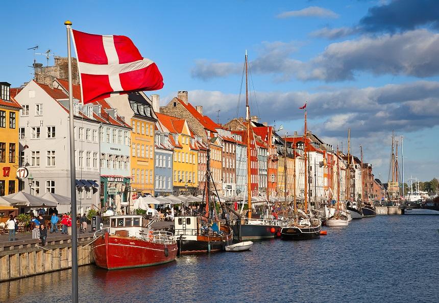 Kopenhagen is een ideale stad voor een leuke stedentrip in april