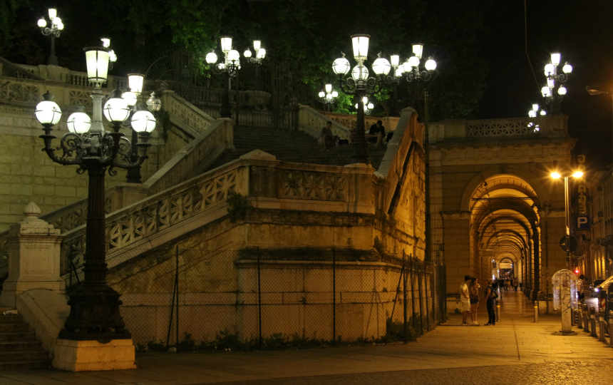 Bologna 's nachts