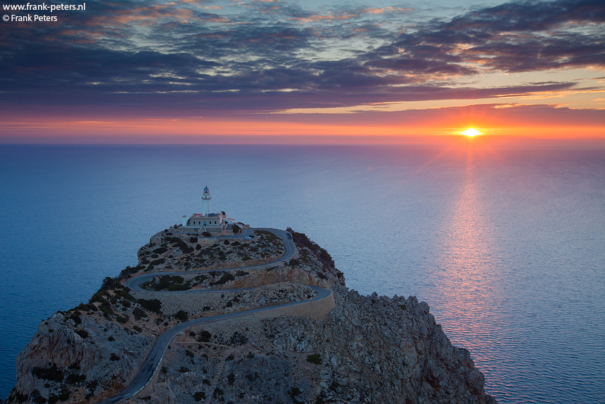 End of the World, Cap de Formentor, Mallorca, Spanje, Frank Peters