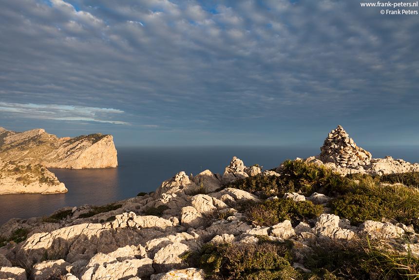 Kliffen, Cap de Formentor, Mallorca, Spanje, Frank Peters