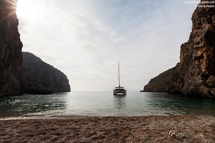 De Schoentjes, Sa Calobra, Mallorca, Spanje, Frank Peters