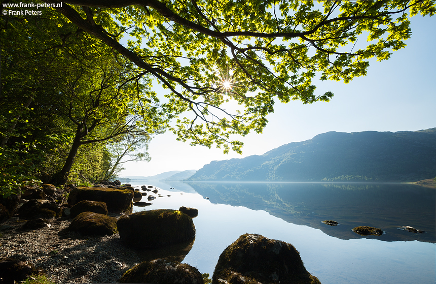 Wordsworth Point, Ullswater, Lake District, Engeland, Frank Peters
