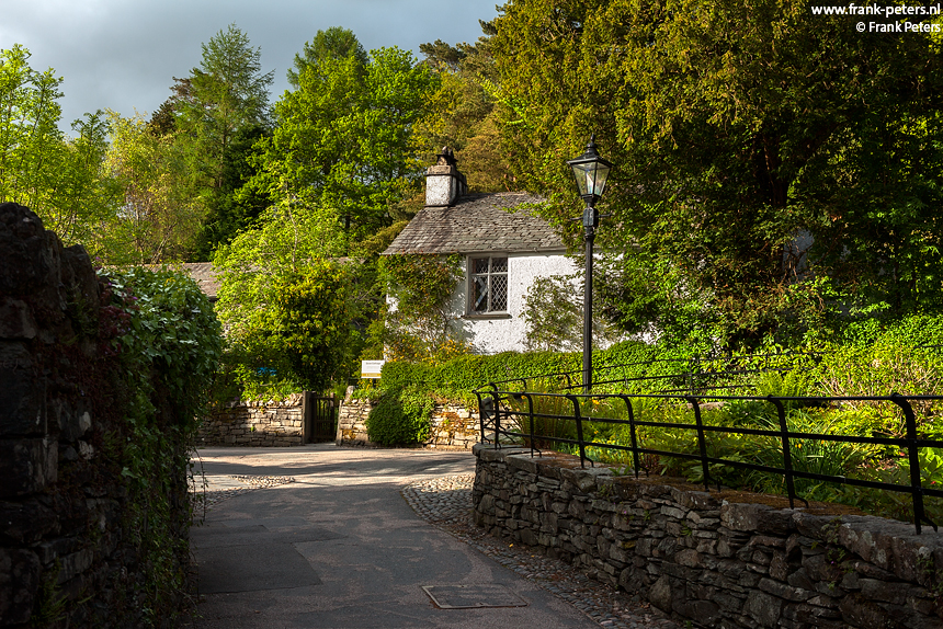Dove Cottage, Grasmere, Lake District, Engeland, Frank Peters