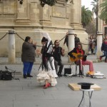 4x Flamenco in Sevilla
