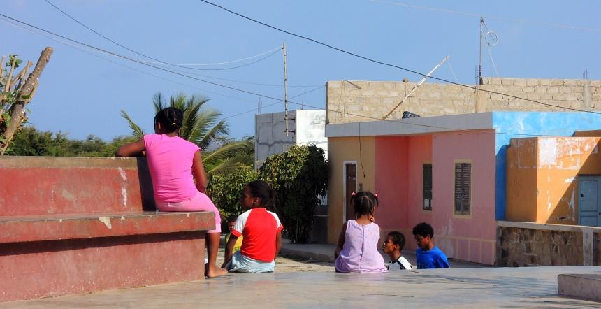 De kansen op een baan zijn in Kaapverdië ongeveer 10%.