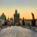 Dwalen door Praag met Karel IV