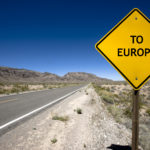 Voorbereiding roadtrip door Europa