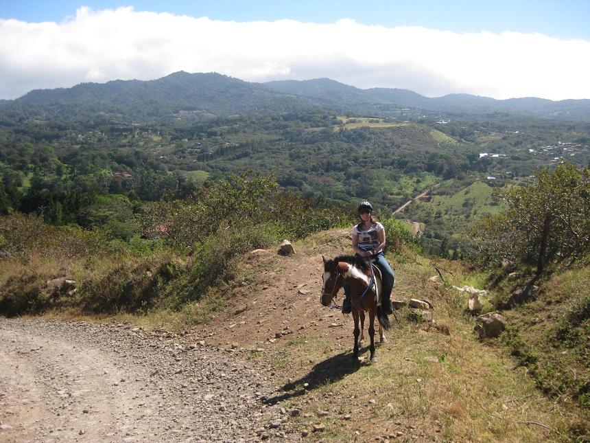 Paardrijden Monteverde Cloud Forest