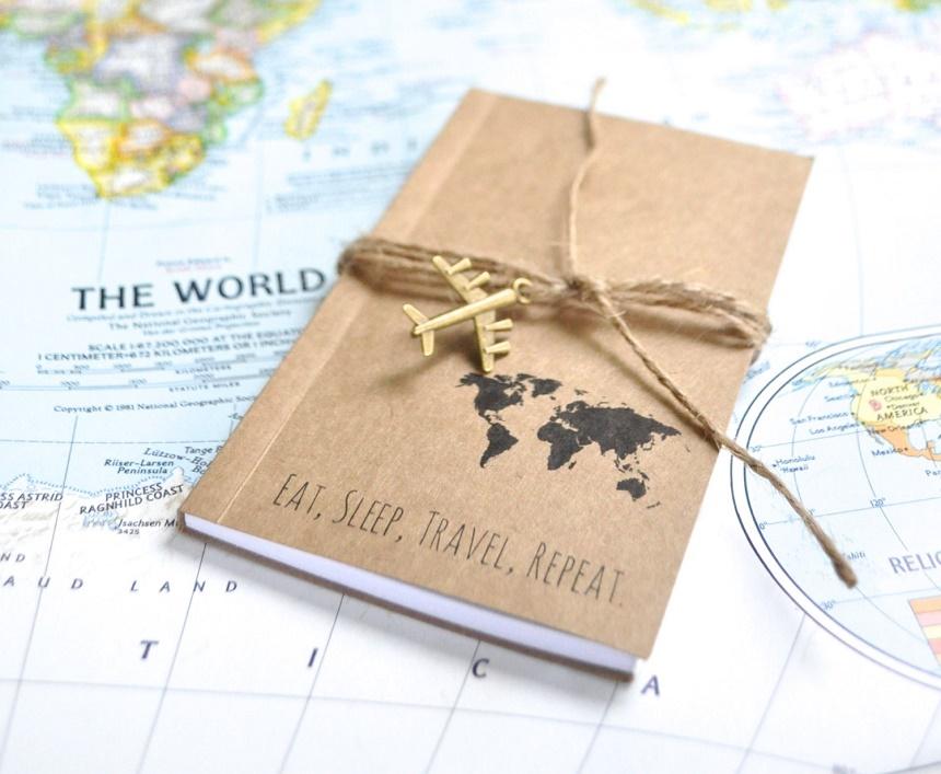 Een dagboek bijhouden tijdens je backpack reis is ontzettend leuk, ook voor later