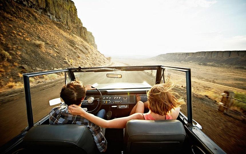 Een roadtrip, de ultieme droom van elke onafhankelijke reiziger.