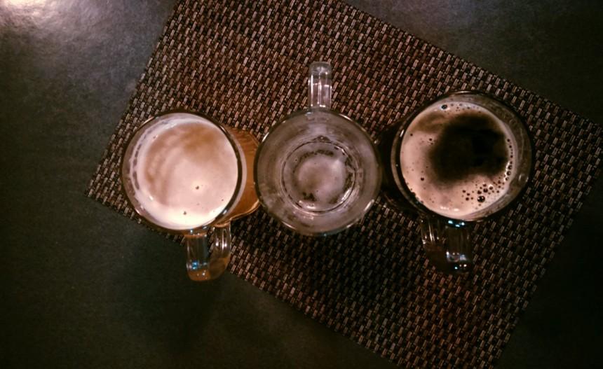Biertje in Vilnius