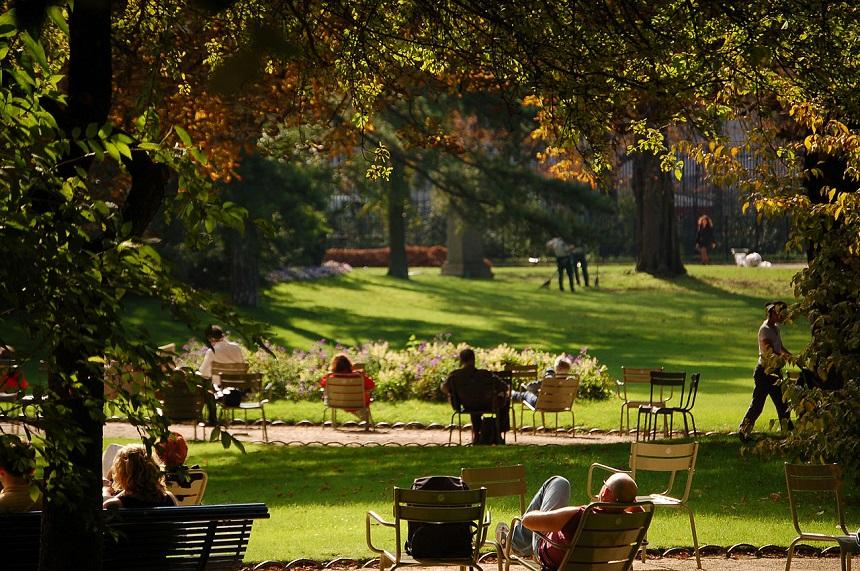 De Jardin du Luxembourg is het meest geliefde park van Parijs