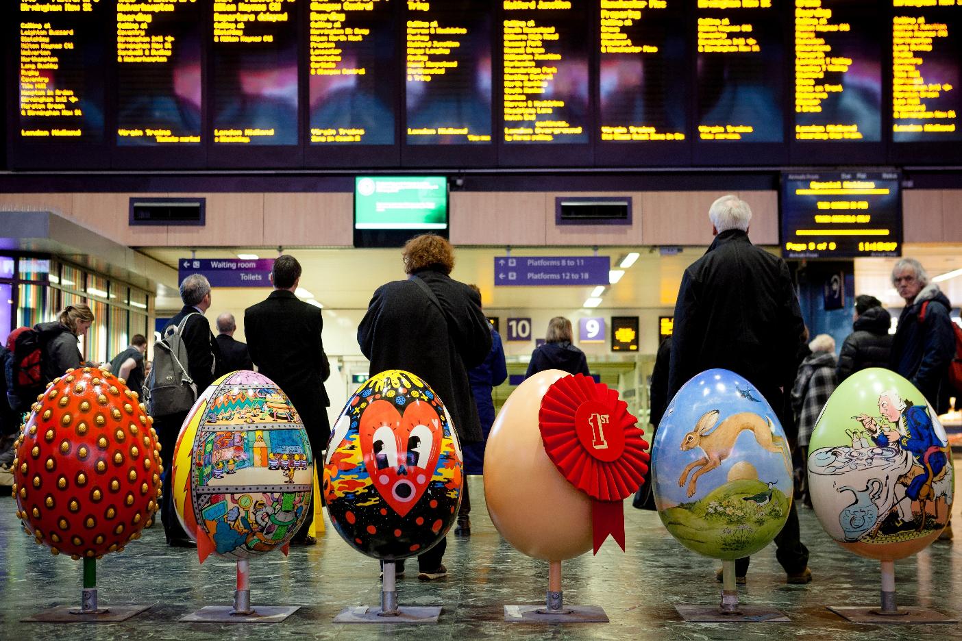 citytrip naar Londen tijdens Pasen