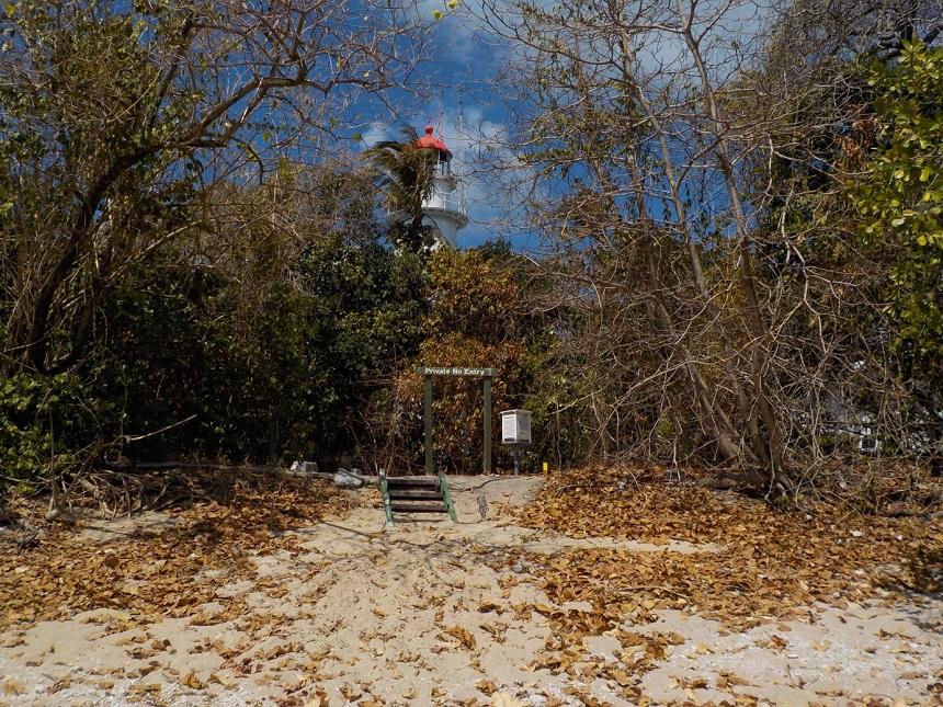 Low Island vuurtoren