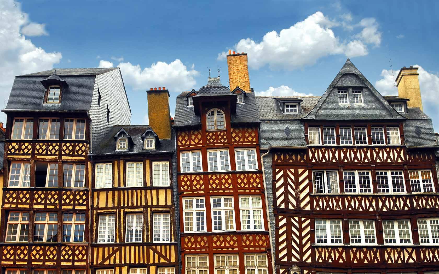 Rennes in Bretagne