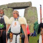 Stonehenge – dansen met Druïden
