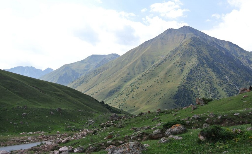 kirgizie ruige natuur