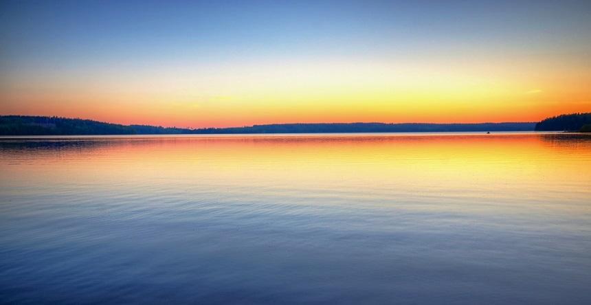midzomernacht finland, foto van Chris Remspecher