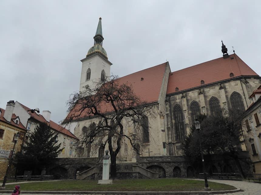 Bratislava: stad in opkomst