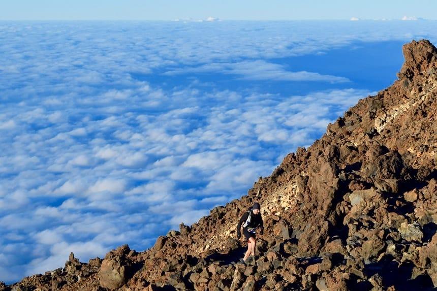 Bluetrail op Tenerife