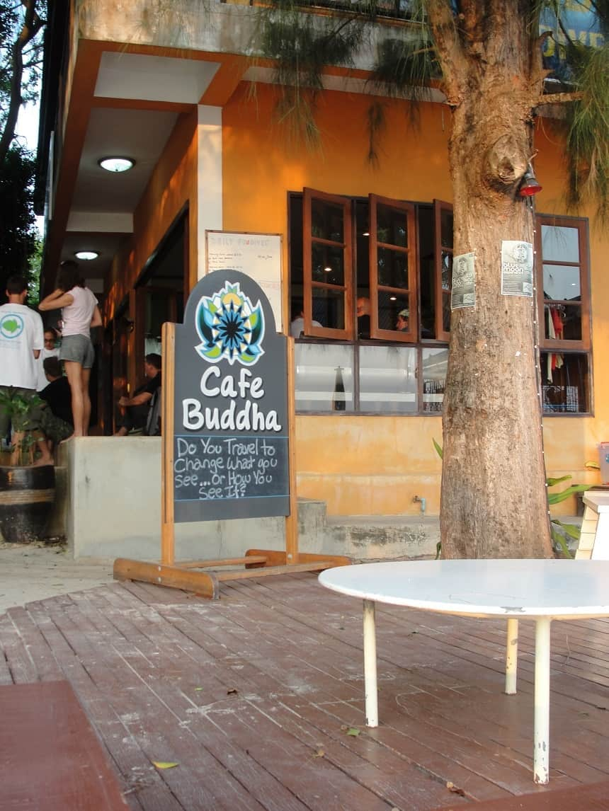 Buddha View Dive Resort op Koh Tao
