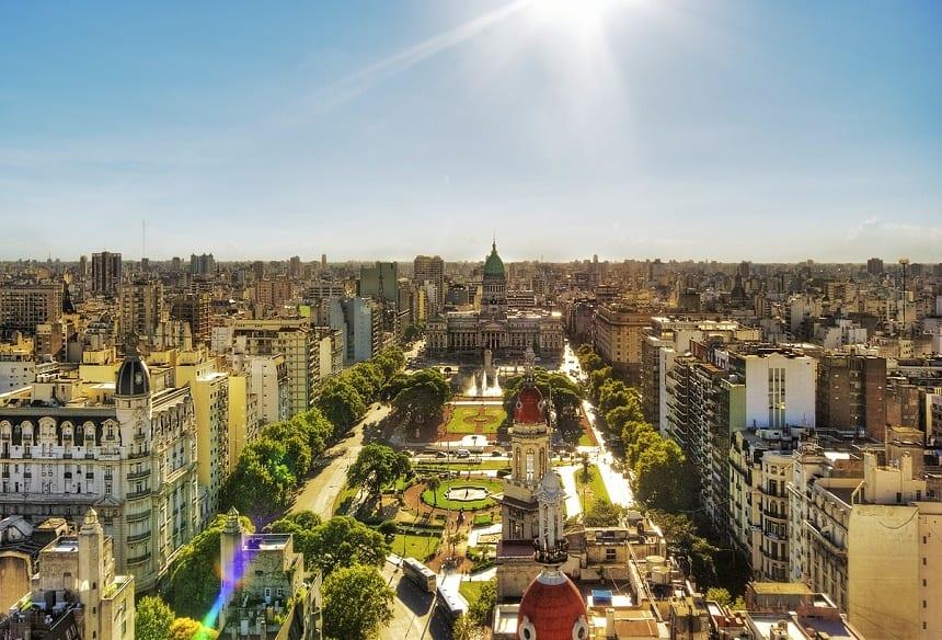 Buenos Aires Argentinie