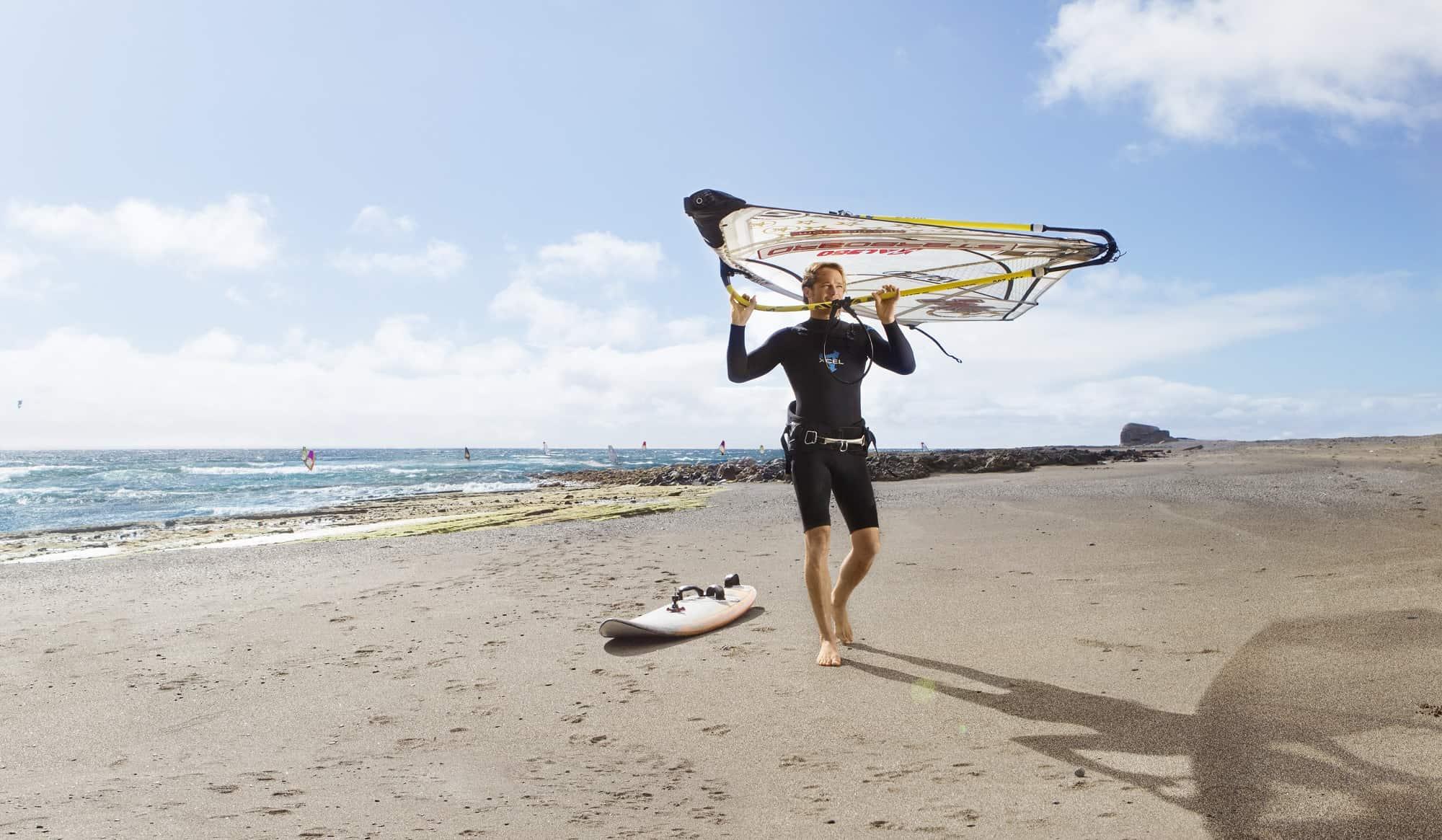 Extreme Sport op de Canarische eilanden