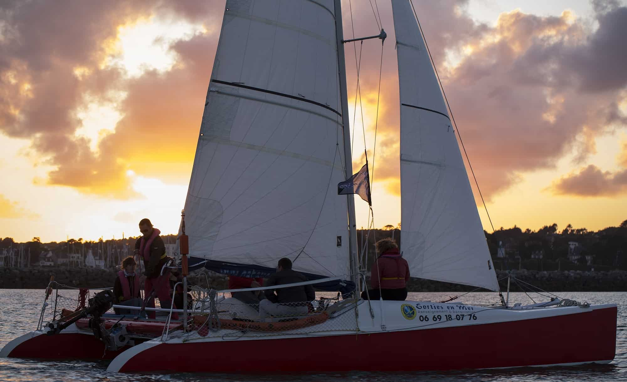 Frankrijk Catamaran