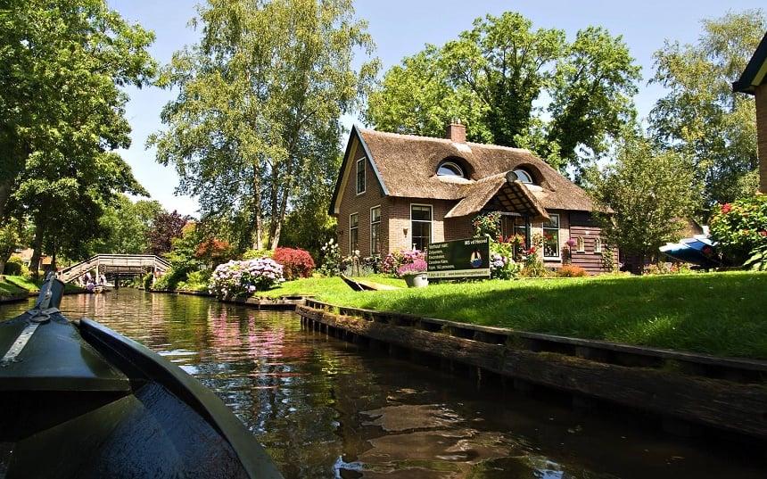 Giethoorn WaterReijk