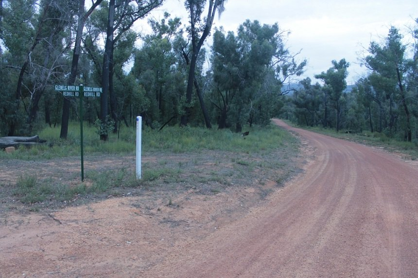 Glenelg River Road