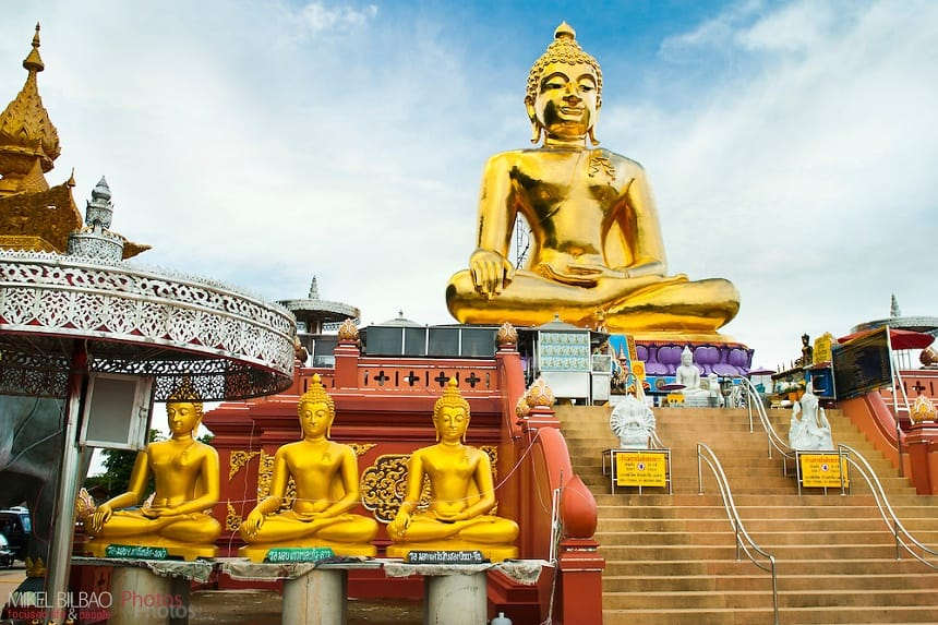Golden Triangle in Chiang Rai
