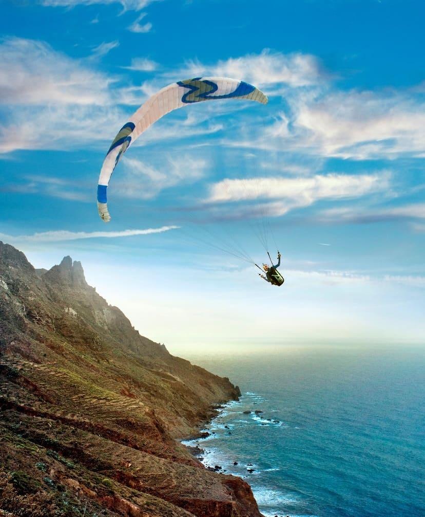 Paragliding in El Hierro