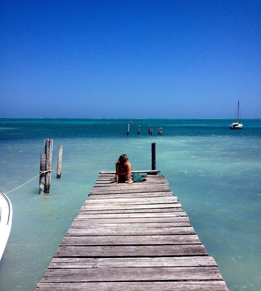 Strand Caye Caulker
