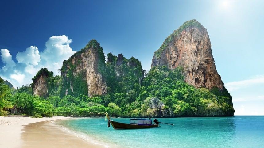 Thailand kust