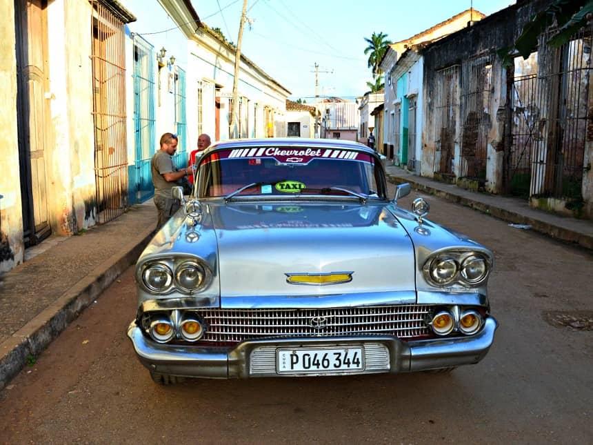 Authentiek Cuba